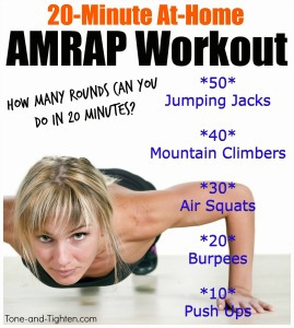 at-home-AMRAP-workout-total-body-fitness-exercise-quick-tone-and-tighten