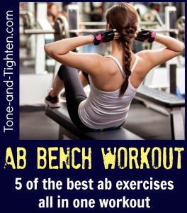 best-ab-exercises-workout-on-bench-abdominal-muscle-tone-and-tighten