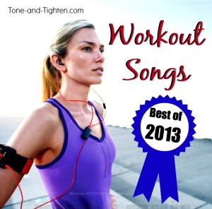 best-exercise-workout-songs-of-2013