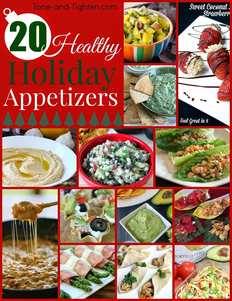 20 healthy holiday appetizers the perfect healthy snacks for Great party appetizer recipes