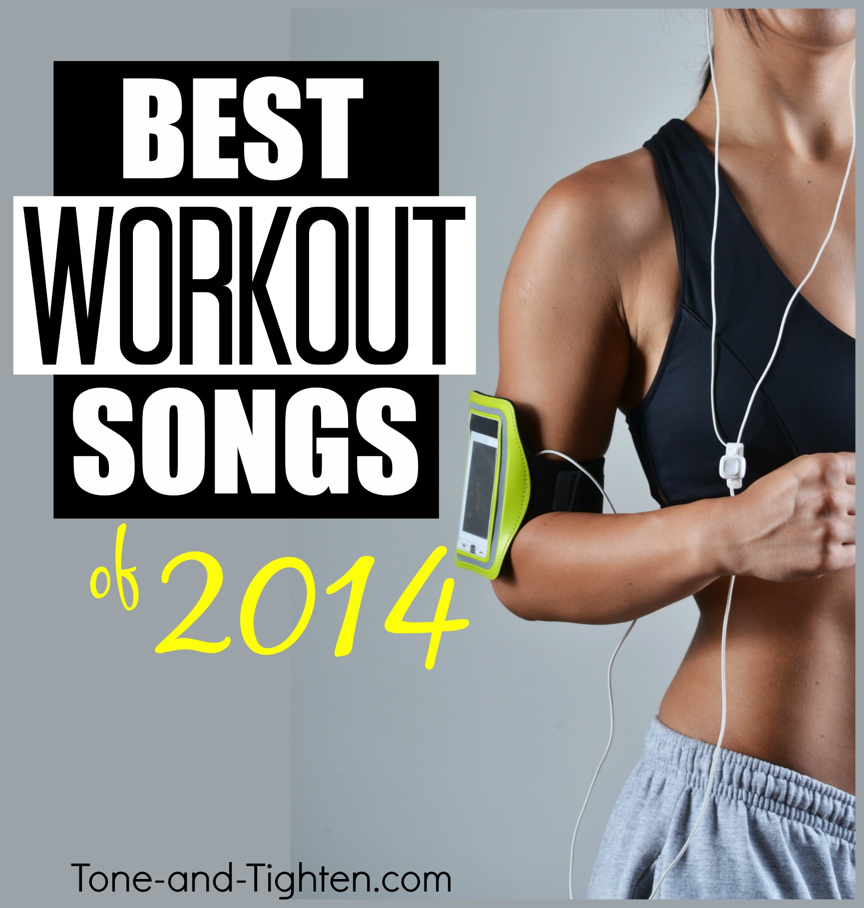 Your Essential Playlist For Every Kind Of Workout Music