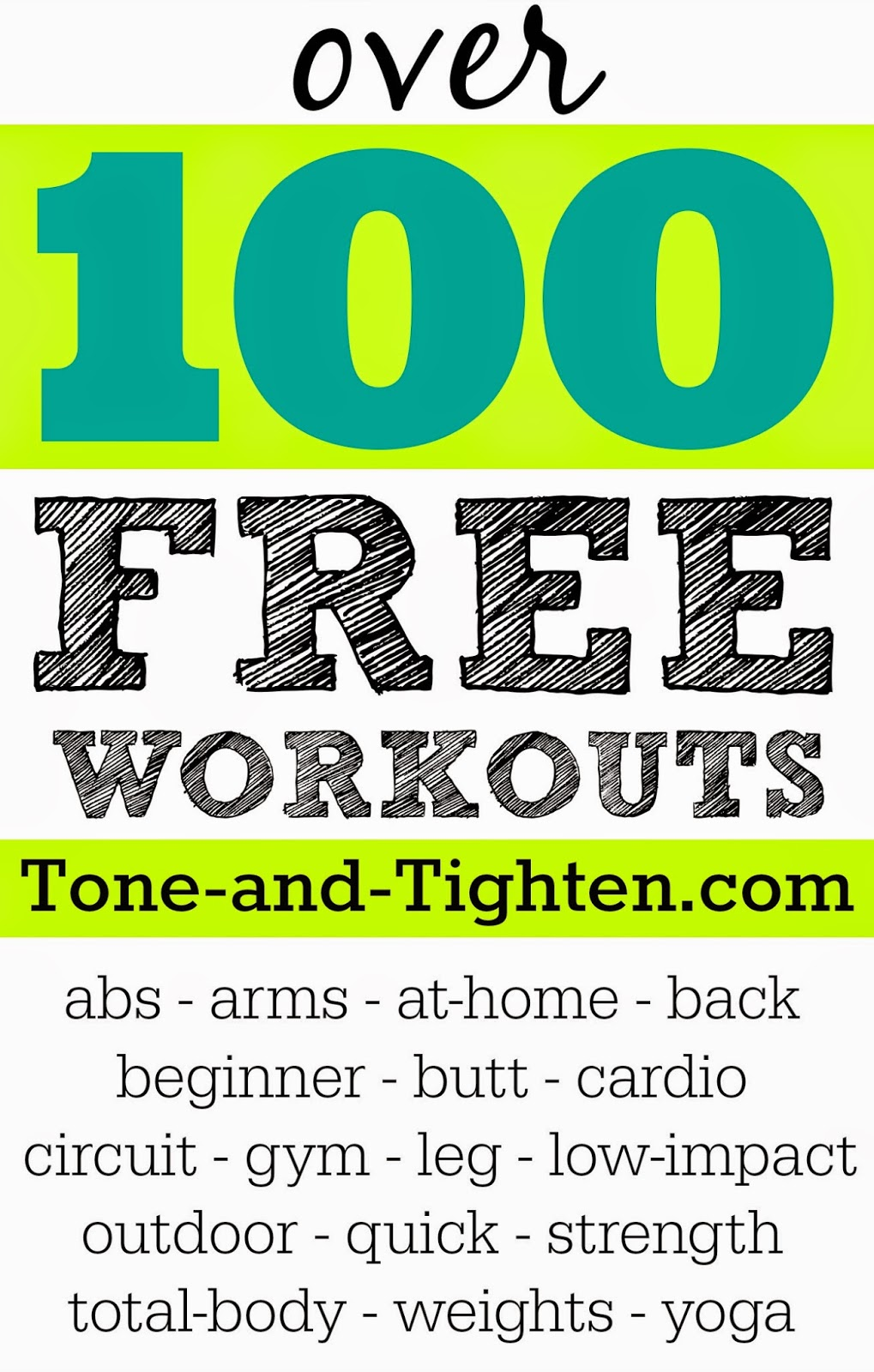 At Home Cardio Tone And Tighten Part 41 Circuit Workout Arms Legs Abs Index