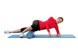 it band foam roll