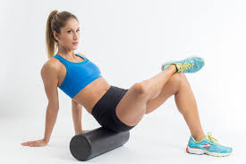 Image result for piriformis foam rolling