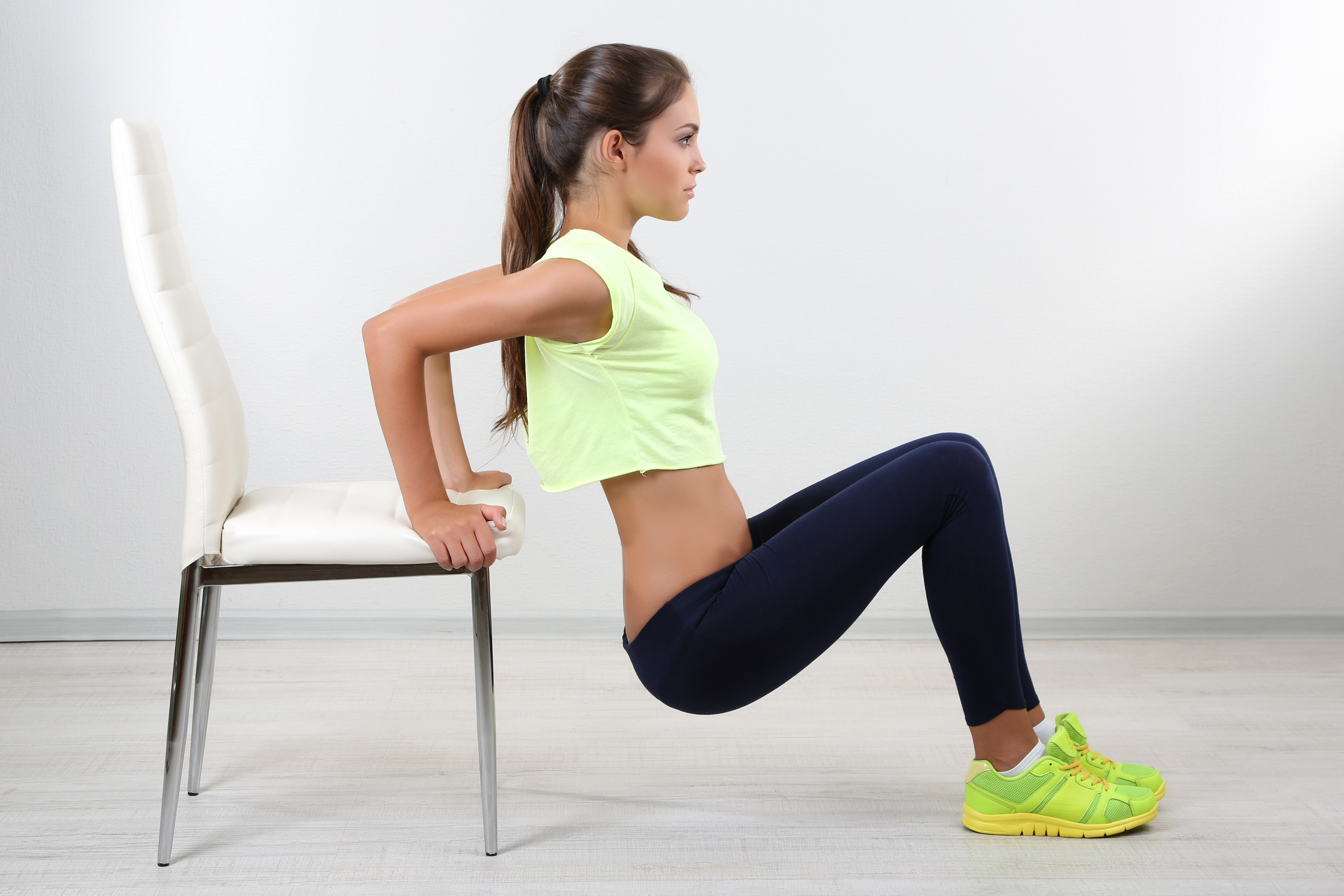 Killer Home Arm Workout Without Weights Tone And Tighten Circuit Training Shutterstock 152787086