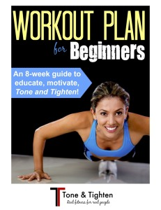 Beginner Workout Plan Title Page1