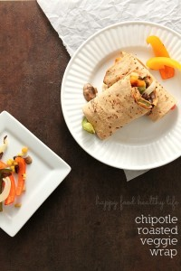 Chipotle-Roasted-Veggie-Wraps-Words