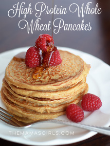 High-Protein-Pancakes-whole-wheat
