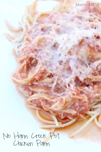 No-Harm-Crock-Pot-Chicken-Parm