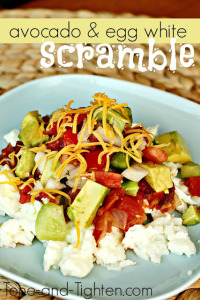 avocado-and-egg-white-scramble