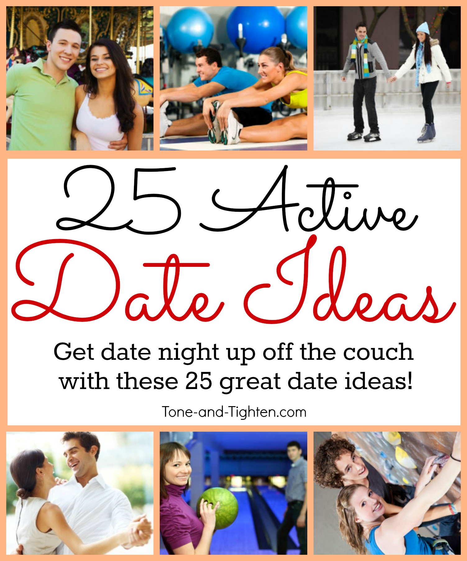 dating ideas and activities