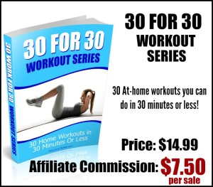 30 For 30 Affiliate Image