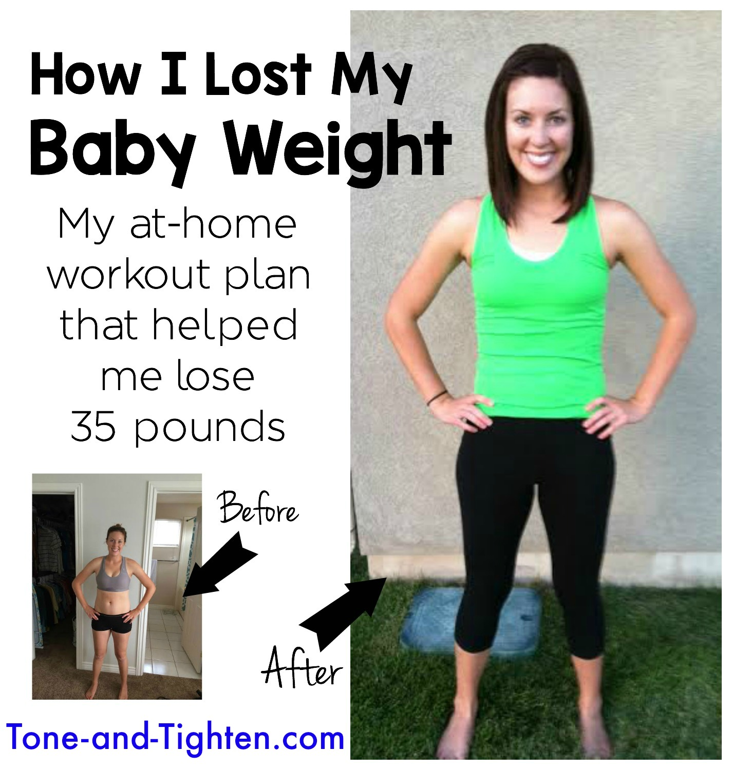 At-Home Workout Plan for Weight Loss | Tone and Tighten