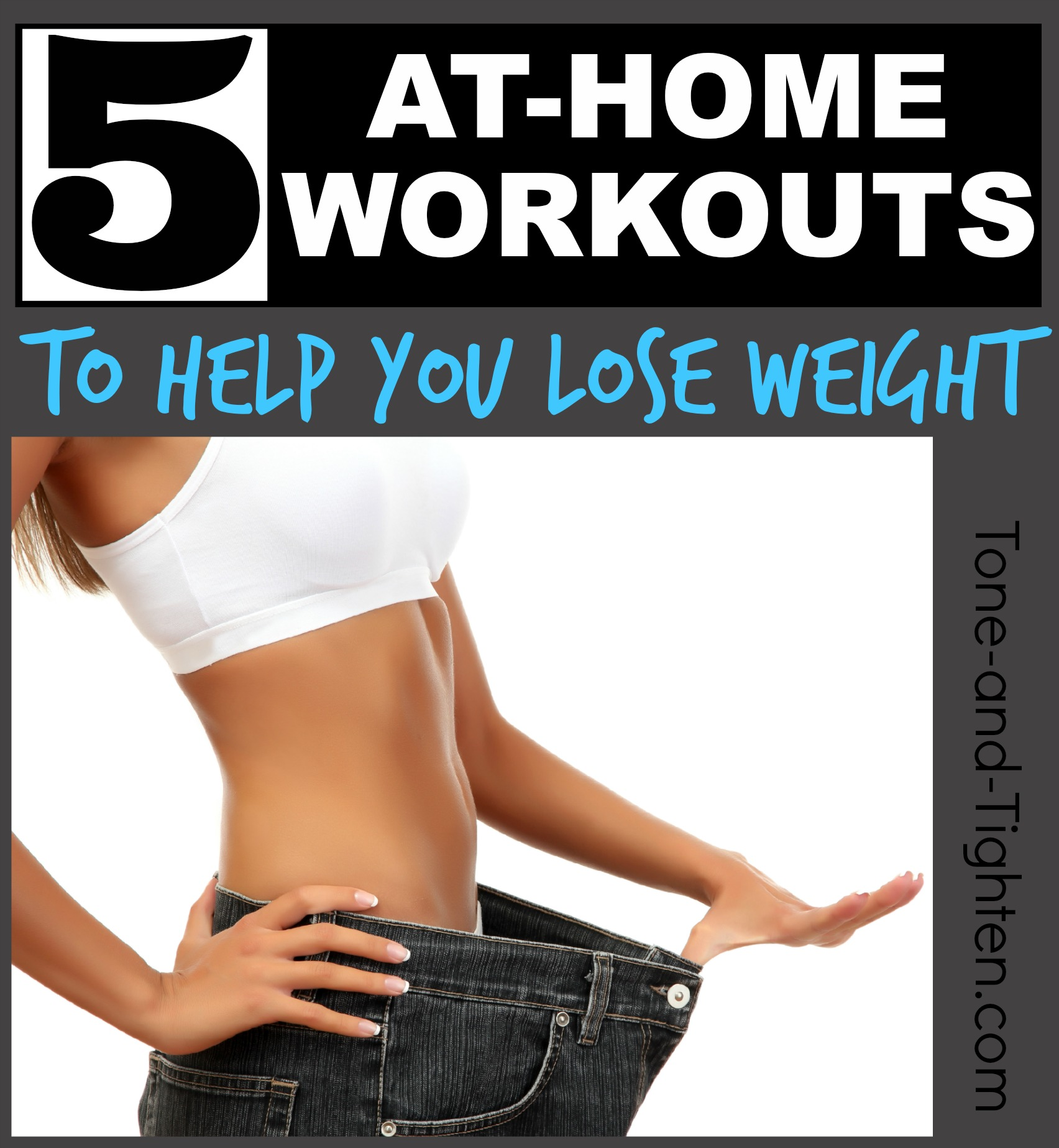 Workouts For Losing Weight At Home Workout
