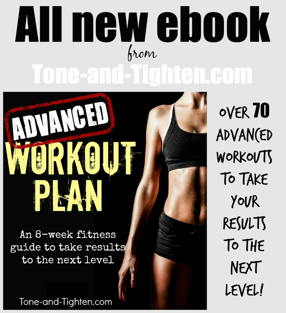 best at home advanced workouts tone and tighten