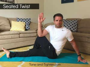 Seated Twist