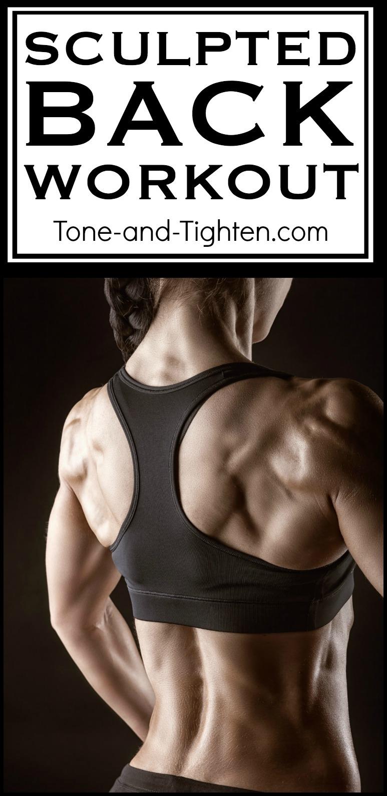 Best Back Workout Gym Tone Tighten