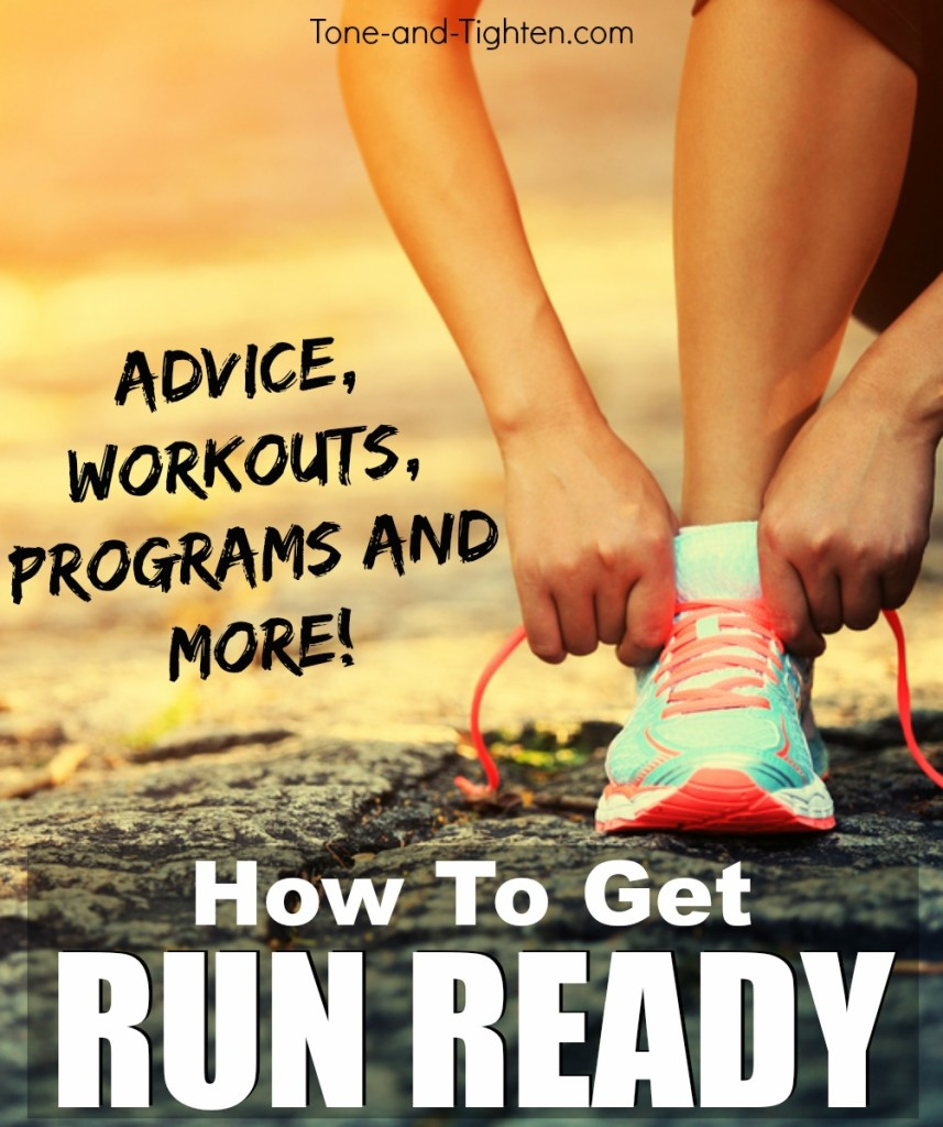 how to prepare for running season tone and tighten