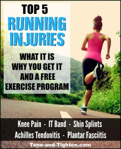 how to treat running injuries tone tighten