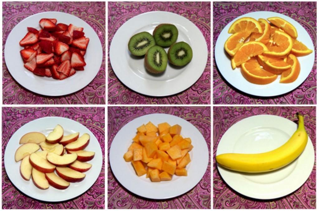 100 calories fruit