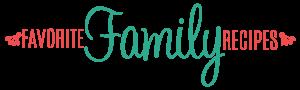 Fav Family Recipes Logo