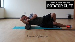 Shoulder Foam Roller