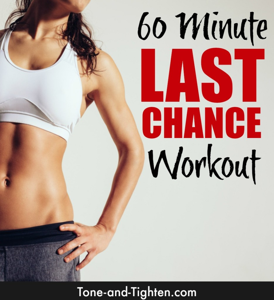 last chance workout tone tighten