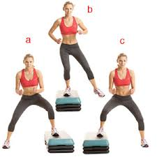 Side Step Ups Exercise