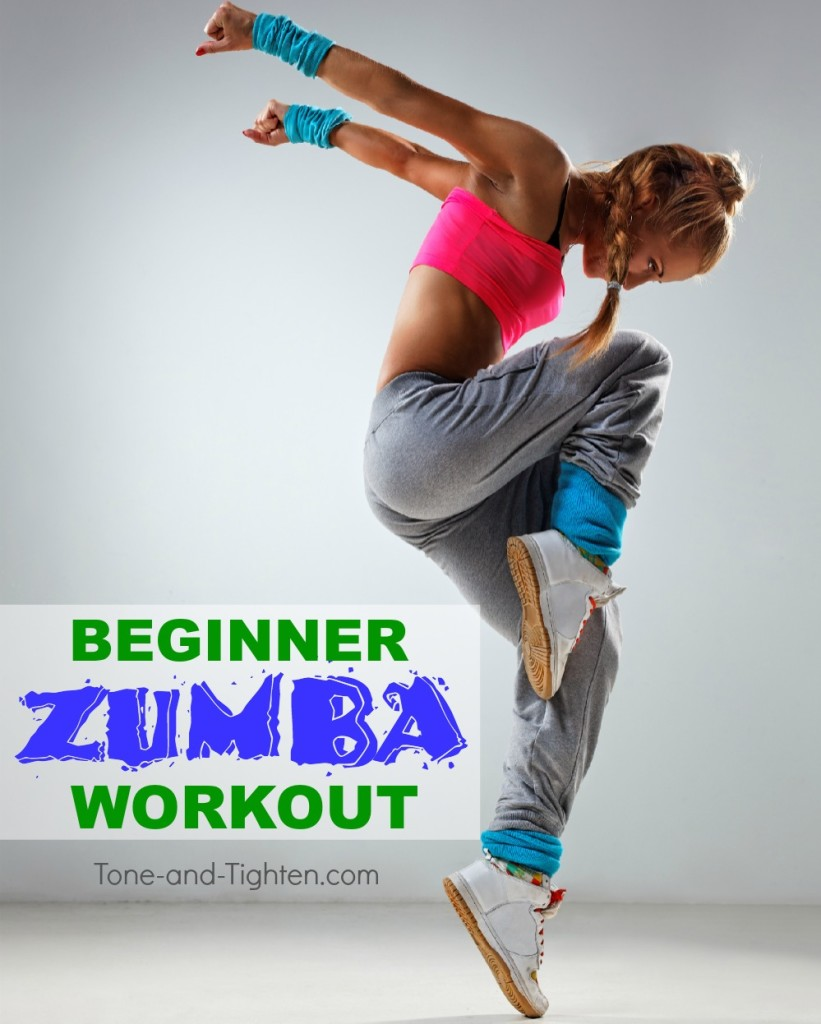 free beginner zumba dance workout tone tighten