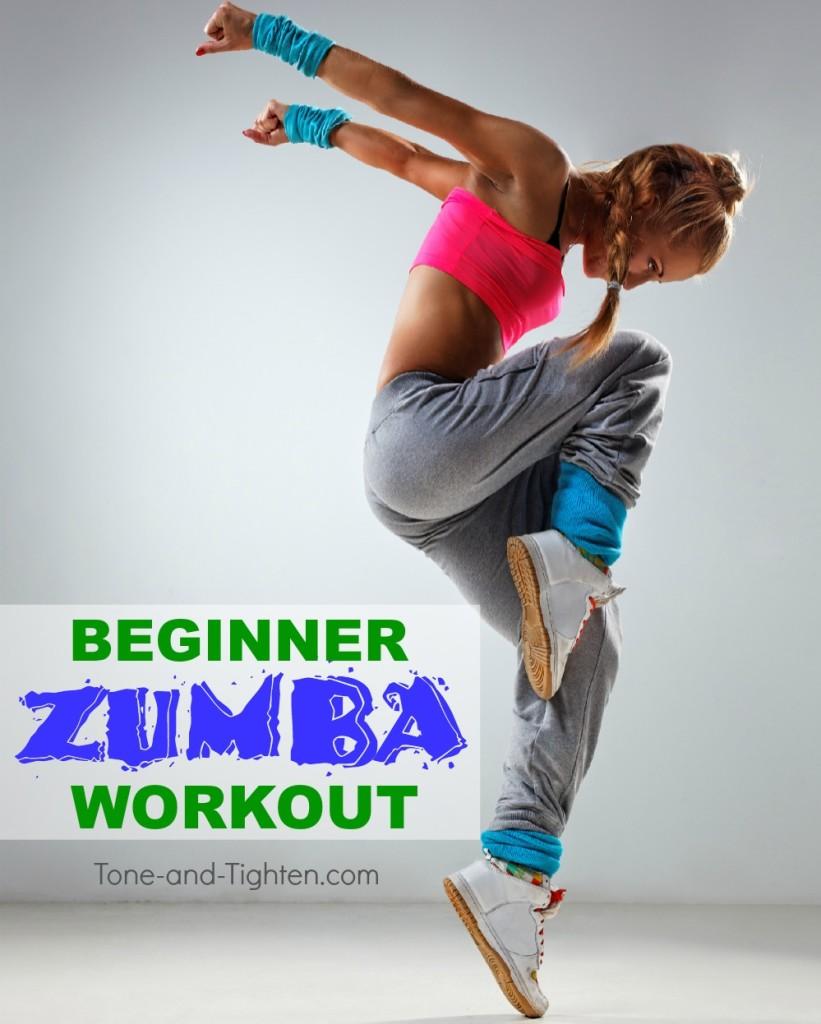 free beginner zumba dance workout tone tighten