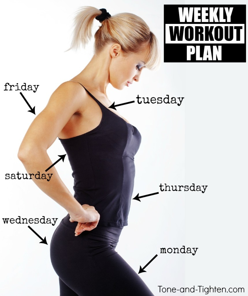 Total-Body Tune Up Workouts
