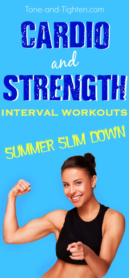 summer workout plan week 3 pinterest tone tighten