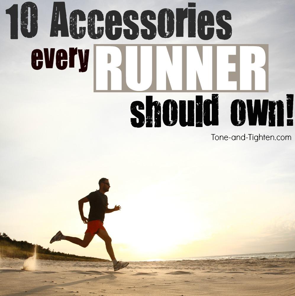 best running accessories tone tighten
