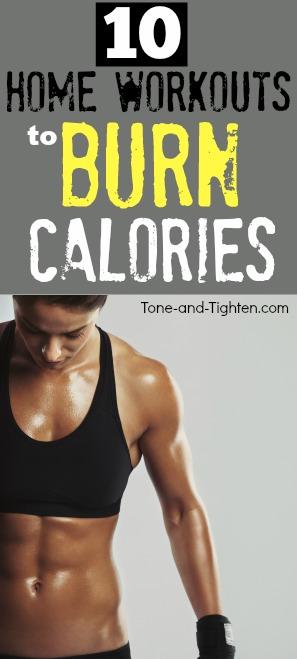 best-home-cardio-workout-burn-calories-pinterest