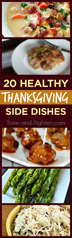 healthy thanksgiving side dish recipe pinterest
