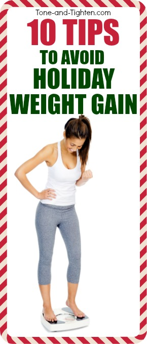 how to avoid holiday weight gain pinterest