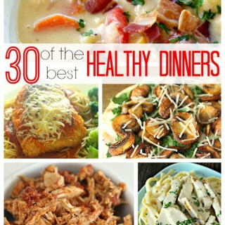 30 of the best healthy dinners