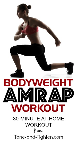 at-home-amrap-workout-tone-tighten-pinterest
