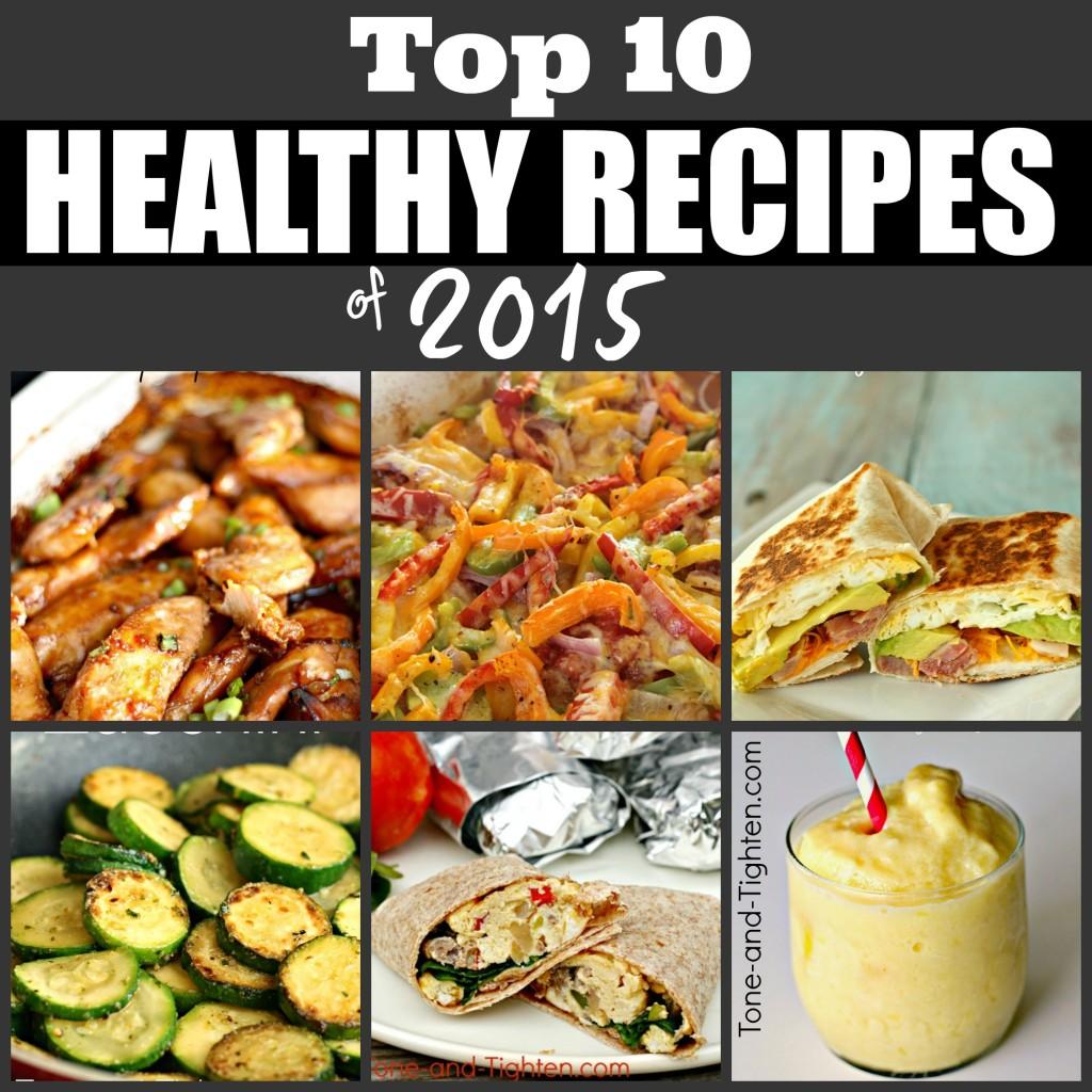 Top ten healthy recipes of 2015 tone and tighten top ten best healthy recipes 2015 forumfinder Images