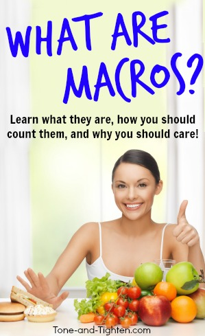 what are macros how to count pinterest