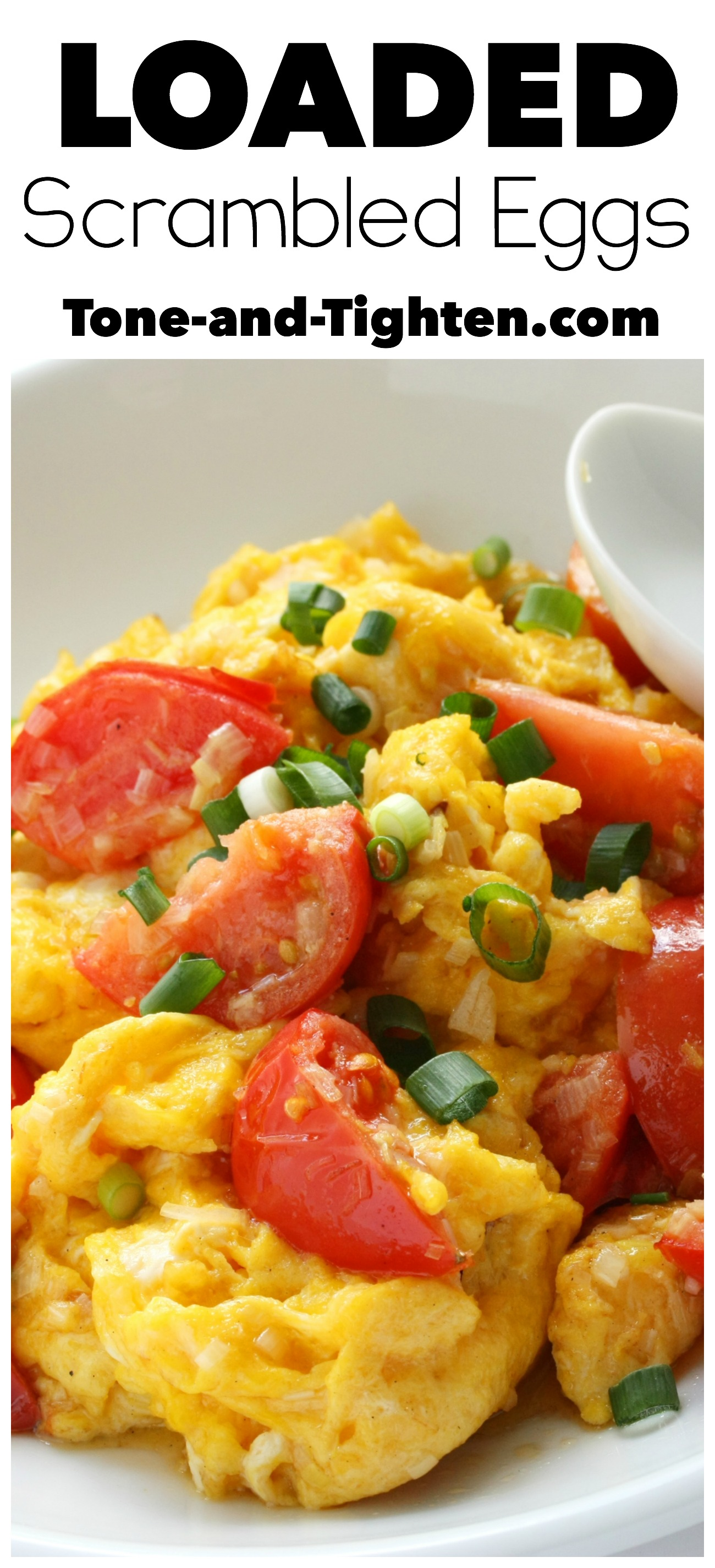 Loaded Scrambled Eggs from Tone-and-Tighten