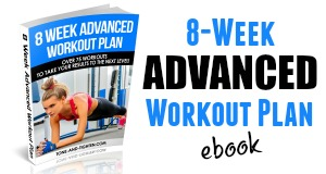 advanced workout plan ebook sidebar image