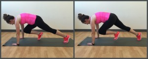 mountain climbers exercise