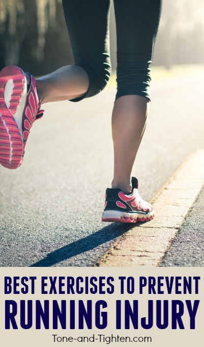 6 of the best exercises to prevent running injury | Tone-and-Tighten.com