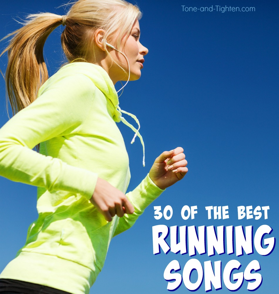 best running fitness songs playlist