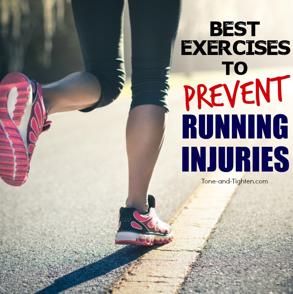 best workout exercises to prevent run inury