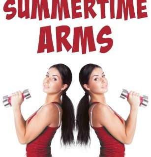 summertime arms workouts at home pinterest
