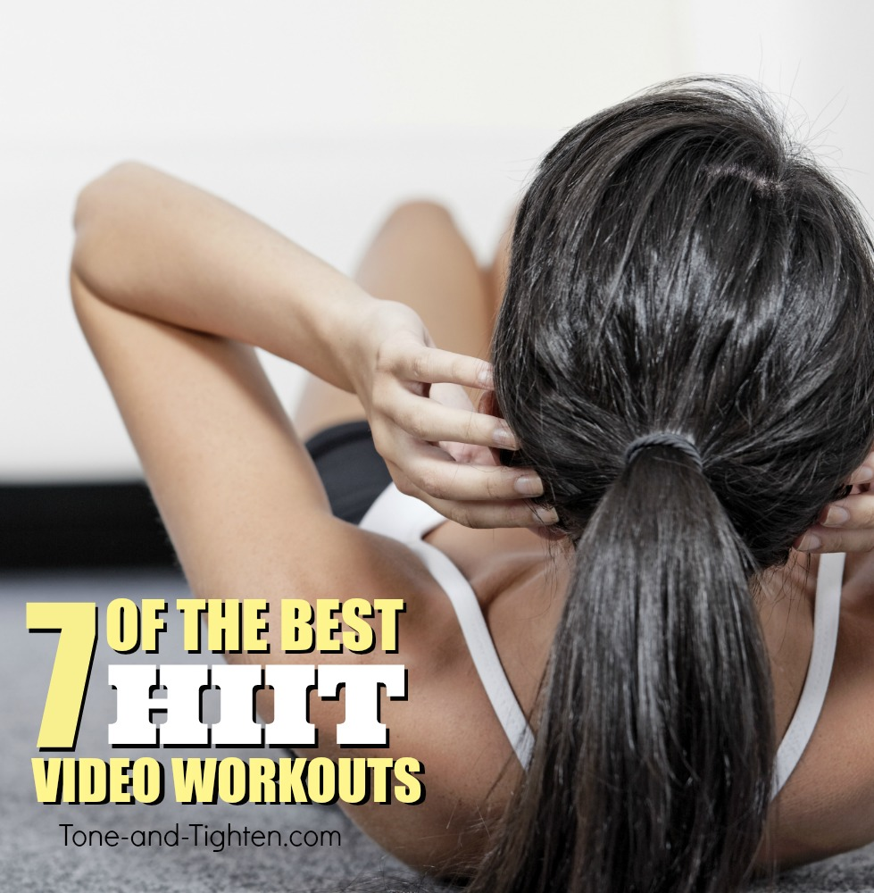 best hiit video workouts