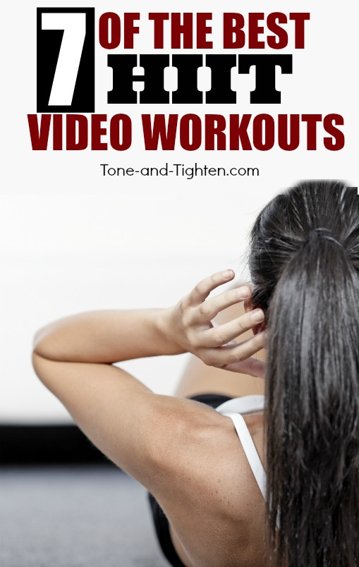 7 of the best High Intensity Interval Workouts you can do right at home! Tone-and-Tighten.com