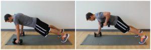 renegade row exercise